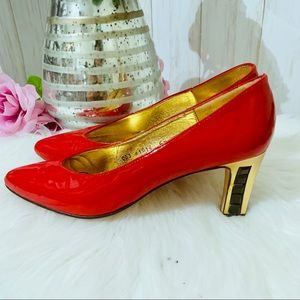 Timothy Hisman Red Heels size 6.5